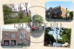 carte postale ville