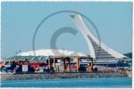 carte postale parc olympique