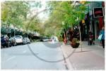 carte postale rue