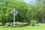 carte postale croix