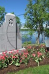 carte postale monument