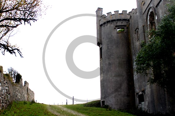 carte postale château