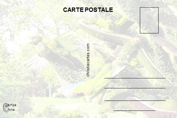 Carte postale personnalisée | Christie Cartes