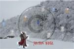carte postale Noel